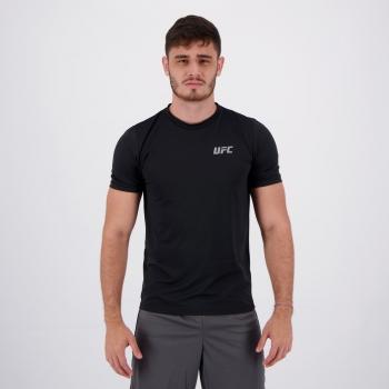 Camisa de Compressão UFC Training Preta