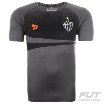 Camisa Dryworld Atlético Mineiro Concentração 2016