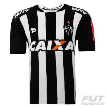 Camisa Dryworld Atlético Mineiro I 2016 N° 10