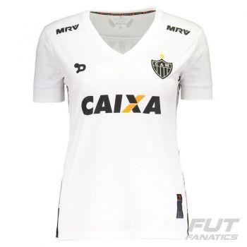 Camisa Dryworld Atlético Mineiro II 2016 Feminina