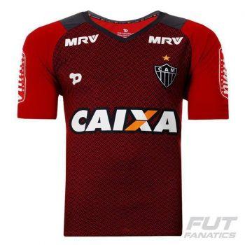 Camisa Dryworld Atlético Mineiro III 2016 Goleiro Infantil