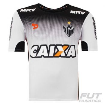 Camisa Dryworld Atlético Mineiro Treino 2016 Staff