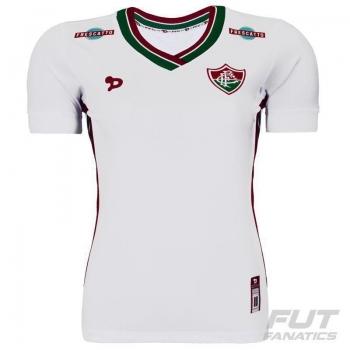 Camisa Dryworld Fluminense II 2016 N° 9 Feminina