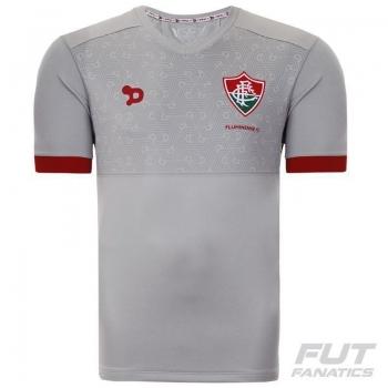 Camisa Dryworld Fluminense Treino 2016 Atleta