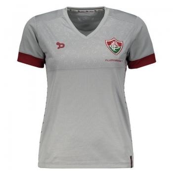 Camisa Dryworld Fluminense Treino 2016 Atleta Feminina
