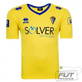 Camisa Errea Cádiz CF Home 2015