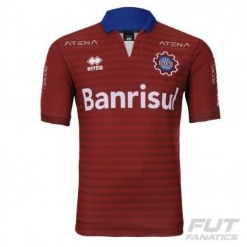 Camisa Errea Caxias do Sul I 2016