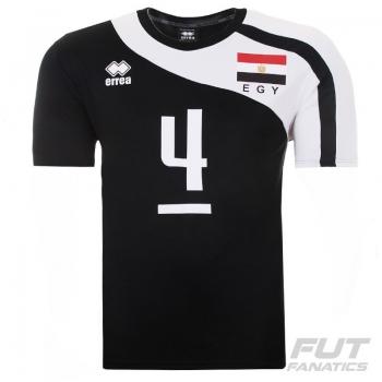 Camisa Errea Egito Volêi Away 2015