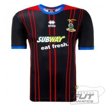Camisa Errea Inverness Away 2015