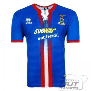 Camisa Errea Inverness Home 2015
