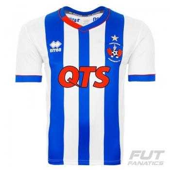 Camisa Errea Kilmarnock FC Home 2016