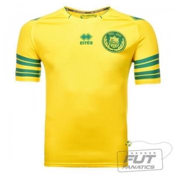 Camisa Errea Nantes Home 2014