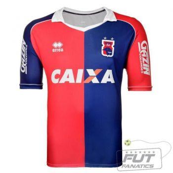 Camisa Errea Paraná Clube I 2014