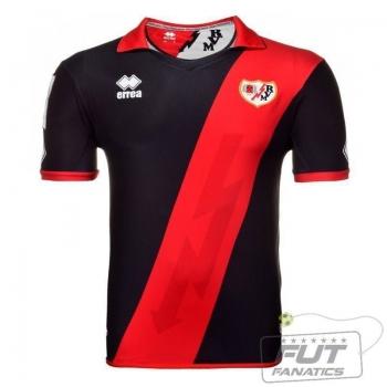 Camisa Errea Rayo Vallecano Away 2014