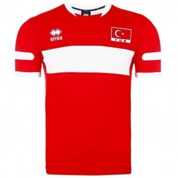 Camisa Errea Turquia Vôlei Home 2016