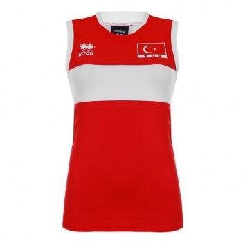 Camisa Errea Turquia Vôlei Home 2016 Feminina