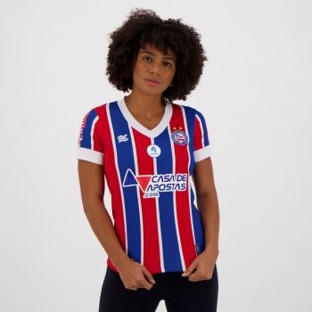 Camisa Esquadrão Bahia II 2021 Feminina