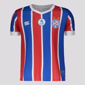 Camisa Esquadrão Bahia II 2021 Juvenil