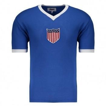 Camisa Estados Unidos 1934 Retrô