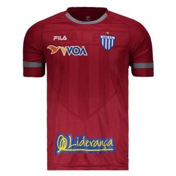 Camisa Fila Avaí Goleiro 2016 Nº 1