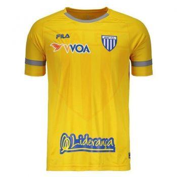 Camisa Fila Avaí Goleiro 2016 Amarela