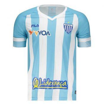 Camisa Fila Avaí I 2016 com Patrocínio