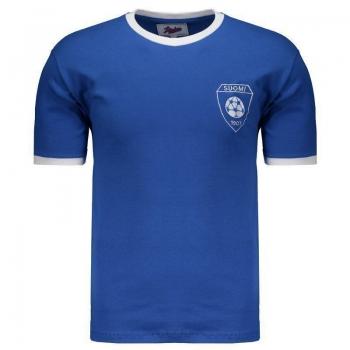 Camisa Finlândia 1970 Retrô