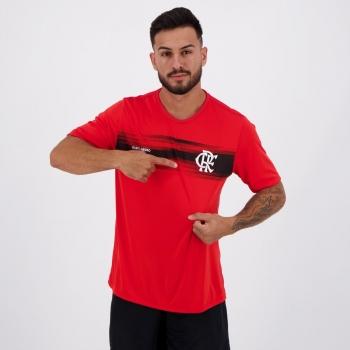 Camisa Flamengo Chan Vermelha