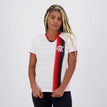 Camisa Flamengo Insight Feminina Branca