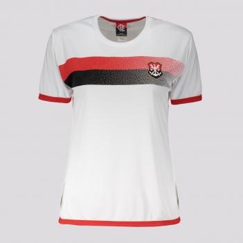 Camisa Flamengo Limb Feminina Branca