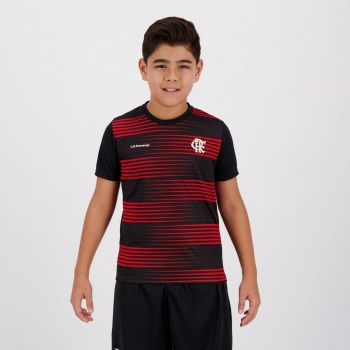 Camisa Flamengo New Ray Juvenil