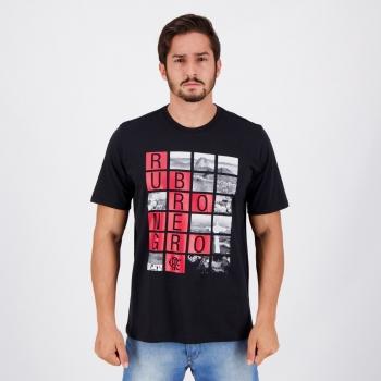 Camisa Flamengo Prize Preta