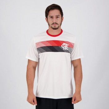 Camisa Flamengo Talent Branca
