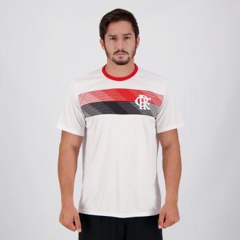 Camisa Flamengo Talent Branca