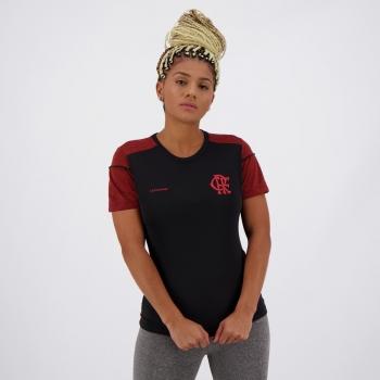 Camisa Flamengo Wind Feminina