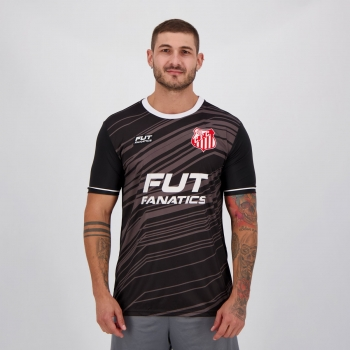 Camisa Futfanatics Capivariano Goleiro I 2021