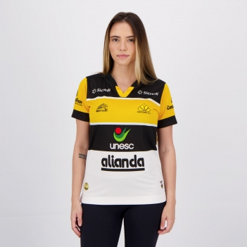 Camisa Garra91 Criciúma I 2021 Feminina