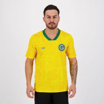 Camisa Gr33n Goiás Goleiro I 2021