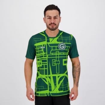 Camisa Gr33n Goiás Pré Jogo 2021