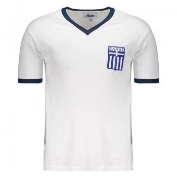 Camisa Grécia 1980 Retrô