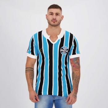 Camisa Grêmio Retrô 1977 N° 9