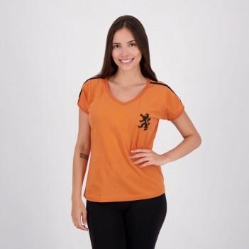 Camisa Holanda 1974 Feminina