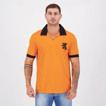 Camisa Holanda Retrô