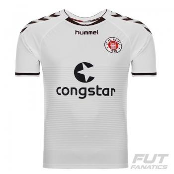 Camisa Hummel St Pauli Away 2015