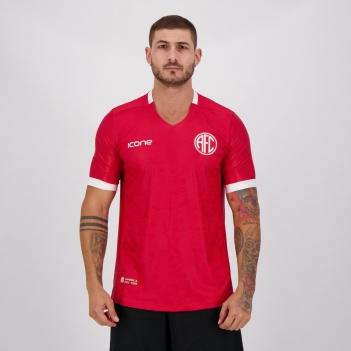 Camisa Ícone Sports América RJ I 2021