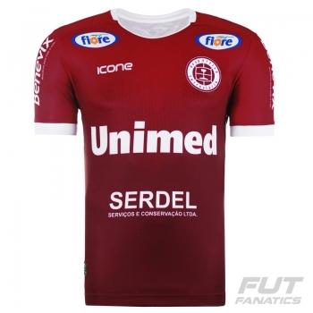 Camisa Ícone Sports Desportiva Ferroviária I 2016