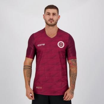 Camisa Ícone Sports Ferroviária I 2021