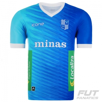 Camisa Ícone Sports Minas Tênis Clube 2016 Vôlei