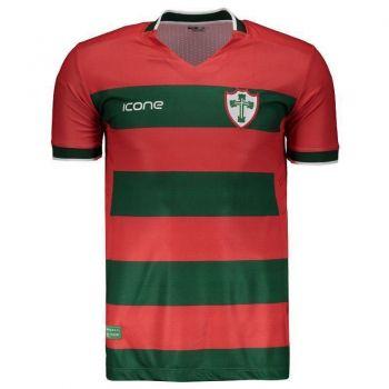 Camisa Ícone Sports Portuguesa I 2018