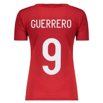 Camisa Internacional Lemos Feminina 9 Guerrero